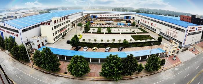 xinda boiler factory