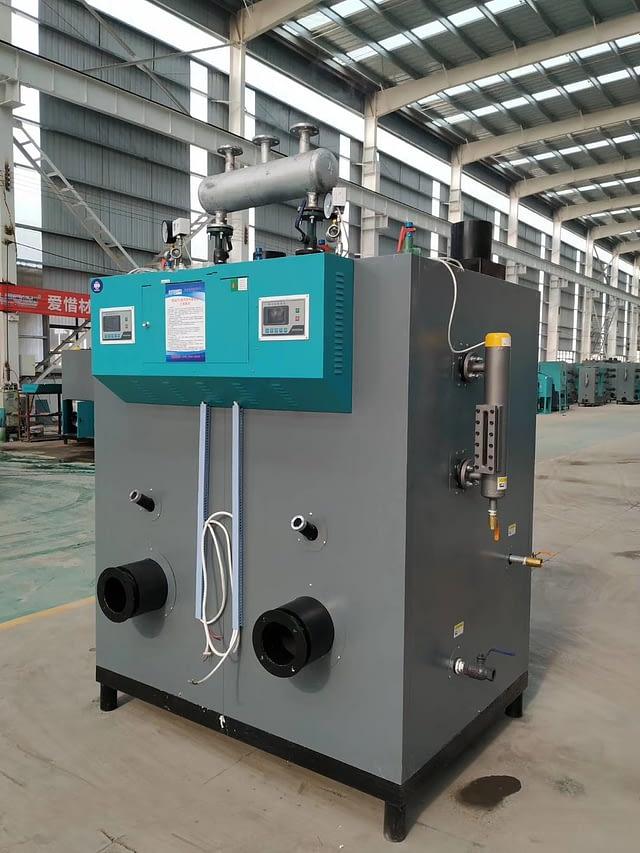 oil gas steam generator