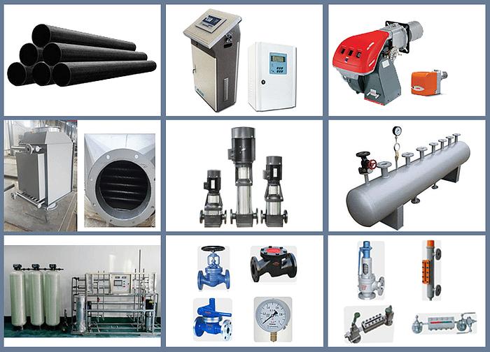 boiler auxilaries