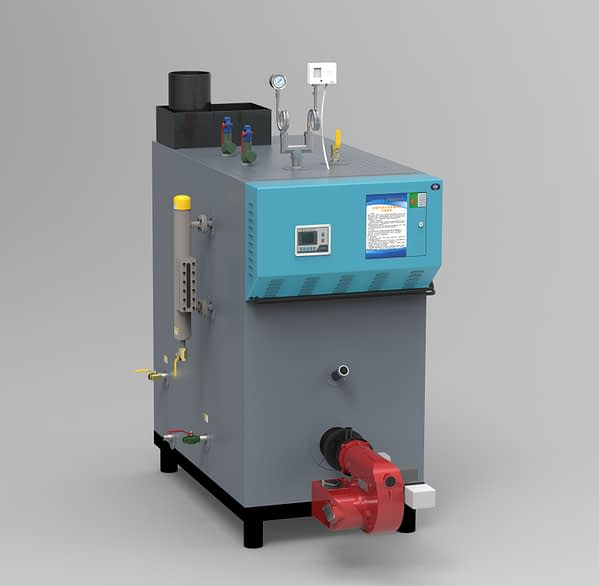 100kg gas steam generator