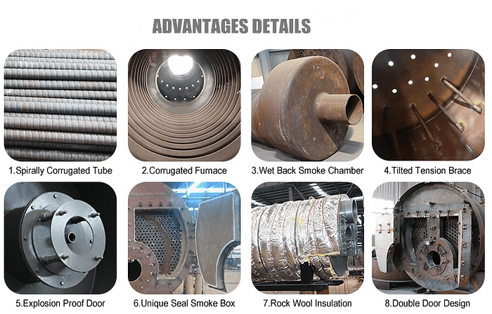 boiler production process