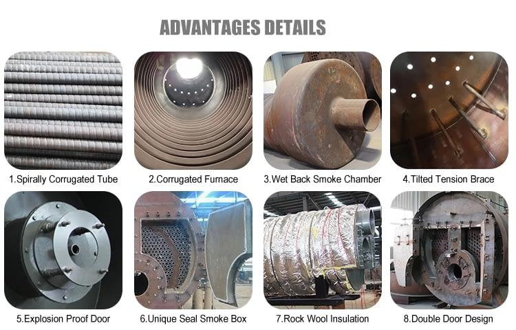 boiler producti