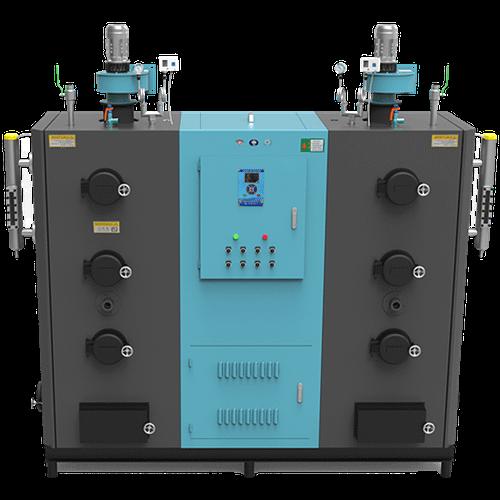 biomass pellet steam generator
